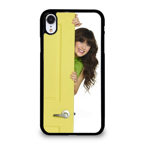 Zooey Deschanel Celebrity for iPhone XR Case