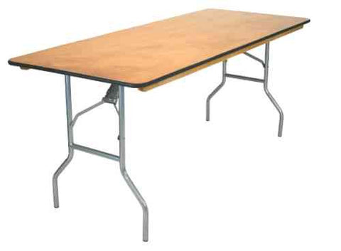 6ft Table Rental