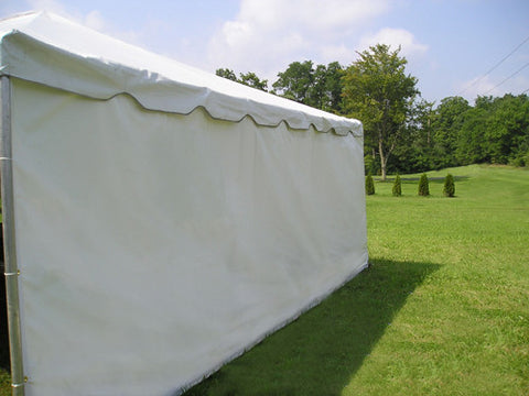 Tent side or sidewall