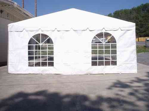 tent window side or sidewall