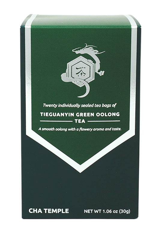Tieguanyin Green Oolong Tea
