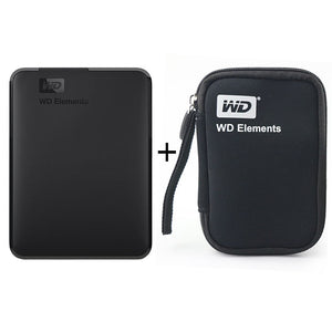 Western Digital WD Elements Portable External hdd 2.5 USB 3.0 Hard Drive Disk 500GB 1TB 2TB 4TB