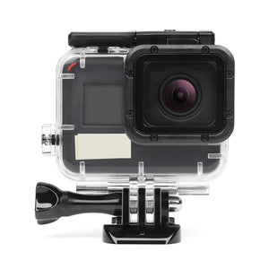 SHOOT 40M Underwater Waterproof Case for GoPro Hero 5 6 7 Black Go Pro Hero 6 7 Camera Diving