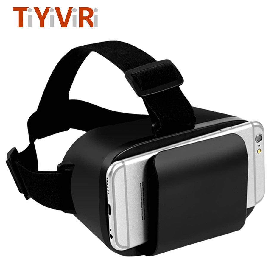 3D VR Glasses Box Headset Virtual Reality Goggles Cardboard Glasses Helmet For Board games 3D Game