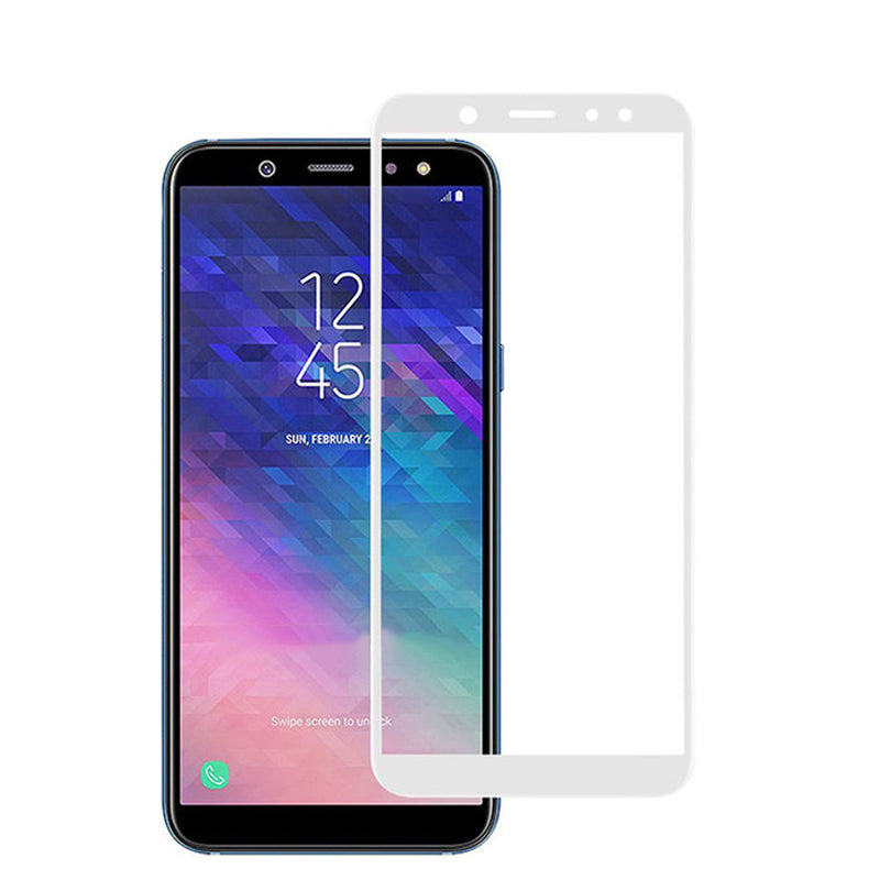 9H Full Cover Tempered Glass For Samsung A6 2018 A600 FN Screen Protector For Samsung Galaxy A6 Plus