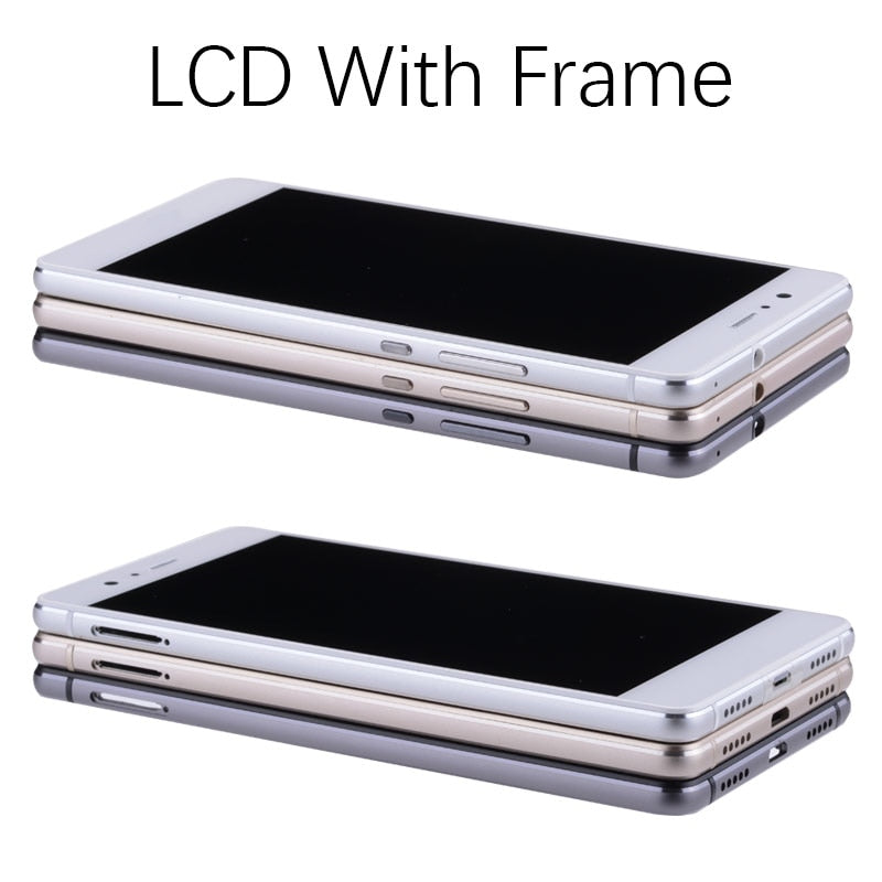 5.2'' Original LCD For HUAWEI P9 Lite Display Screen with Frame Replace for HUAWEI P9 Lite LCD