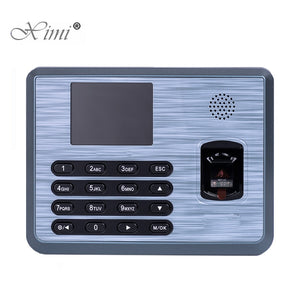 ZK TX628 Biometric Fingerprint Time Attendance With WIFI TCP/IP RS232/485 Linux System Fingerprint