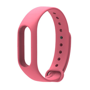 Mijobs mi band 2 Accessories Pulseira Miband 2 Strap Replacement Silicone Wriststrap for Xiaomi