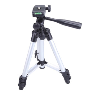 Unfolded(650mm)Portable Camera Tripod for Phone With Bag High Quality Universal Tripod For Olympus