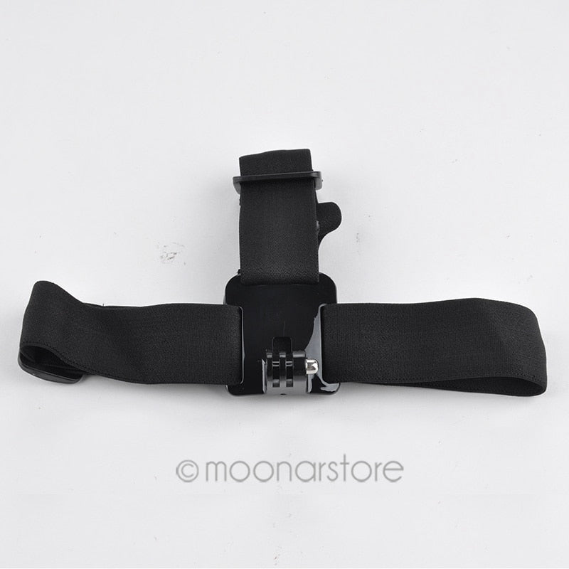 2018 new Elastic Adjustable Harness Head Strap Mount Belt for GoPro HD Hero 1/2/3/4/5/6 SJCAM