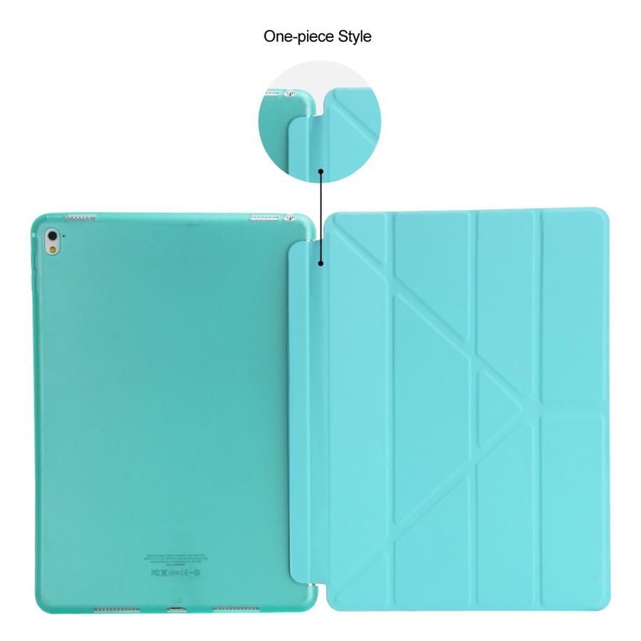 BYHeYang Case for New iPad Pro 10.5 2017 PU Smart Cover Case Magnet wake up sleep For iPad Pro