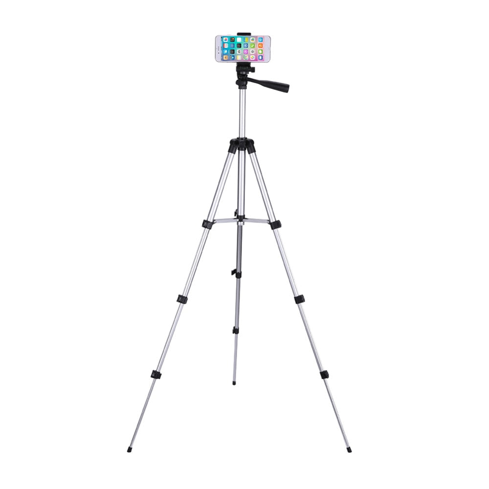 ALLOET Unfolded 1060mm Camera Tripod Stand Holder +Table/PC Holder+Phone Holder+Carry Bag For