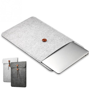 Woolfelt Cover Case 11 12 13 15 Inch Protective Laptop Bag/Sleeve for Macbook Air Pro Retina Laptop