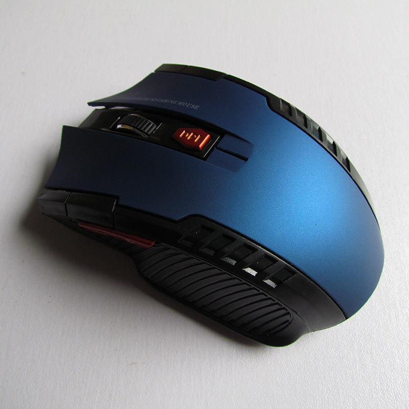 2.4GHz Wireless Optical Mouse Gamer New Game Wireless Mice with USB Receiver Mause for PC Gaming