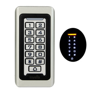 Keypad RFID Access Control System Proximity Card Standalone 2000 Users Door Access Control
