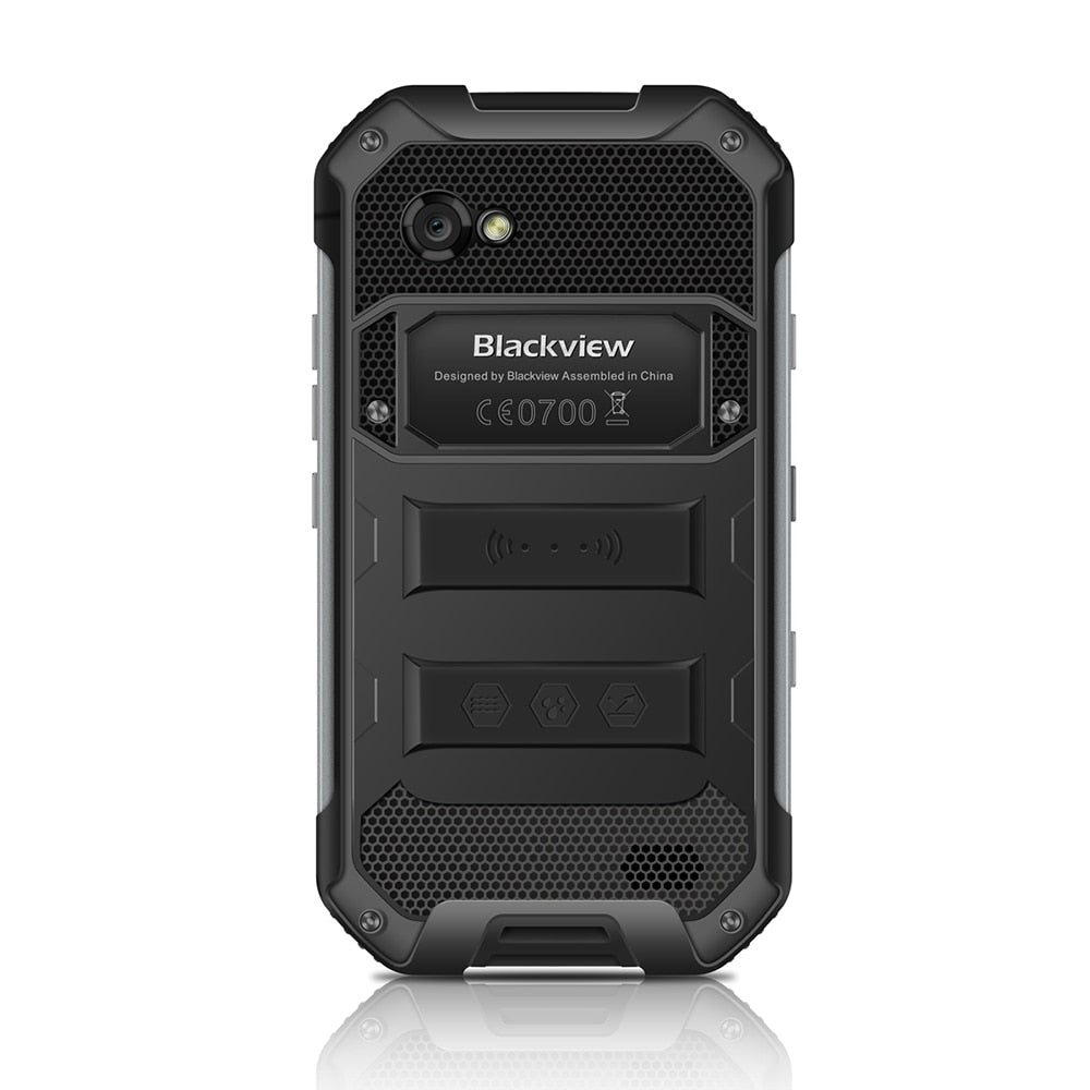 Blackview BV6000 4.7 inch 4G Smartphone Android 6.0 MTK6755 Octa Core 3GB RAM 32GB ROM 5MP + 13MP