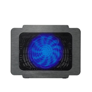 CoolCold Brand USB Super Ultra Thin Laptop Cooling Pad Notebook Radiator Fan Notebook Cooling Pad