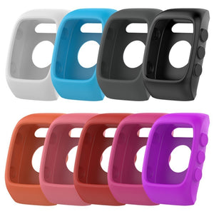 2018 NEW Smart Watch Soft Silicone Case for POLAR M400 Universal Durable Protective Shell Perfect