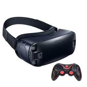 Gear VR 4.0 3D Glasses Built-in Gyro Sensor Virtual Reality Headset for Samsung Galaxy S9 S9Plus