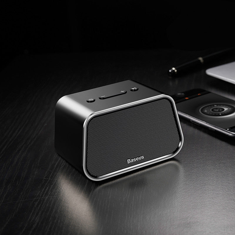 Baseus Bluetooth Speaker Mini Portable Outdoor Wireless Speaker 3D stereo Music surround Player
