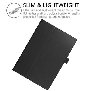 Case for Lenovo TAB 4 10 TB-X304F TB-X304N TB-X304L Slim Folding Stand Flip Cover PU Leather Case