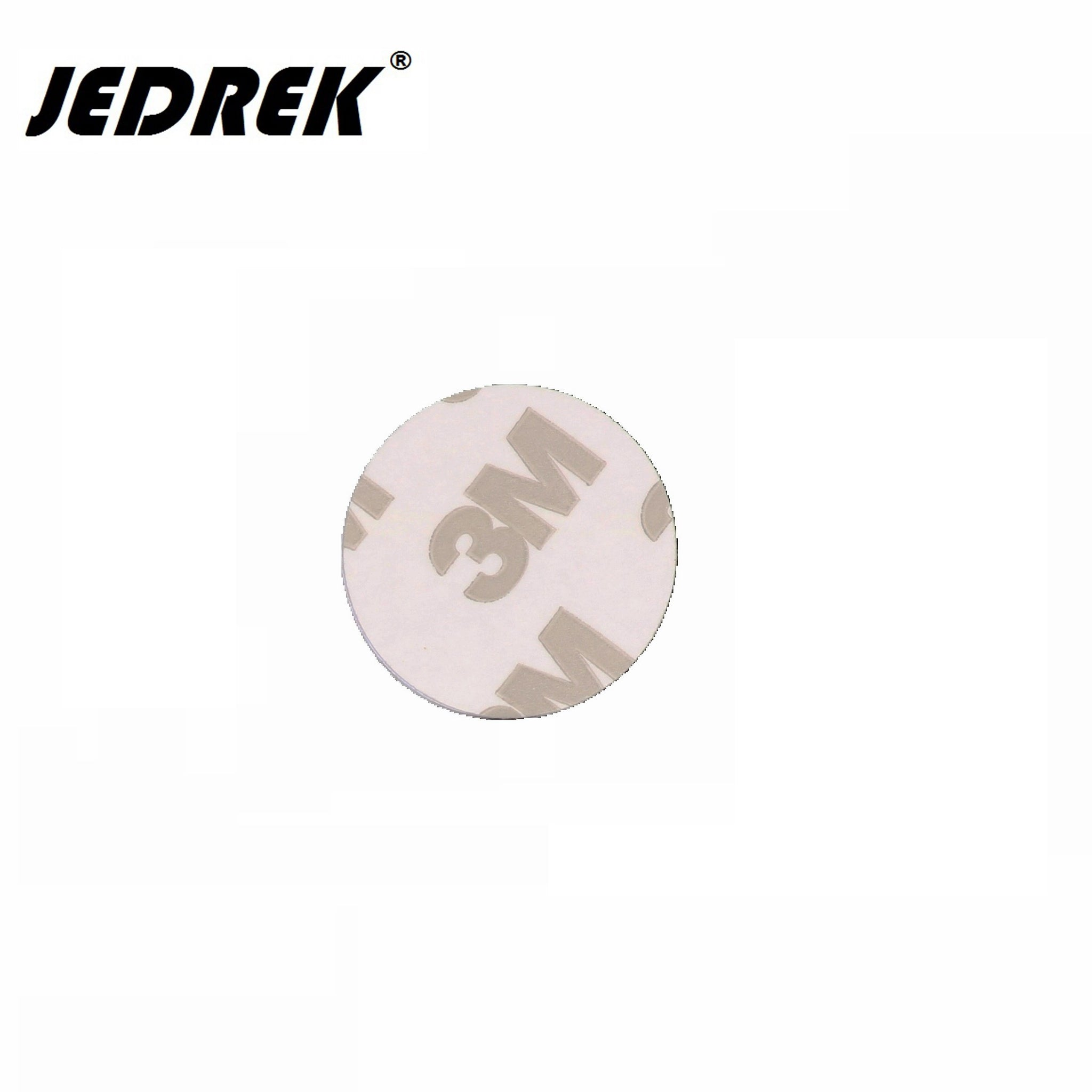 125khz Em4305 RFID 25mm Rewritable Coin with Adhensive Sticker