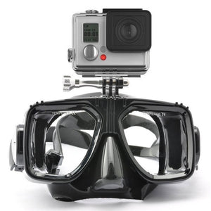 For Go Pro Diving Accessories Gopro Hero7 6 5 4 SJCAM SJ4000/5000/6000 For Xiao yi Swim Glasses