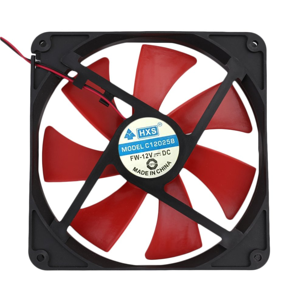 140MM Universal PC Computer Cooling Fan Popular Durable Use PC Computer Case Cooling Fan PC Cooler