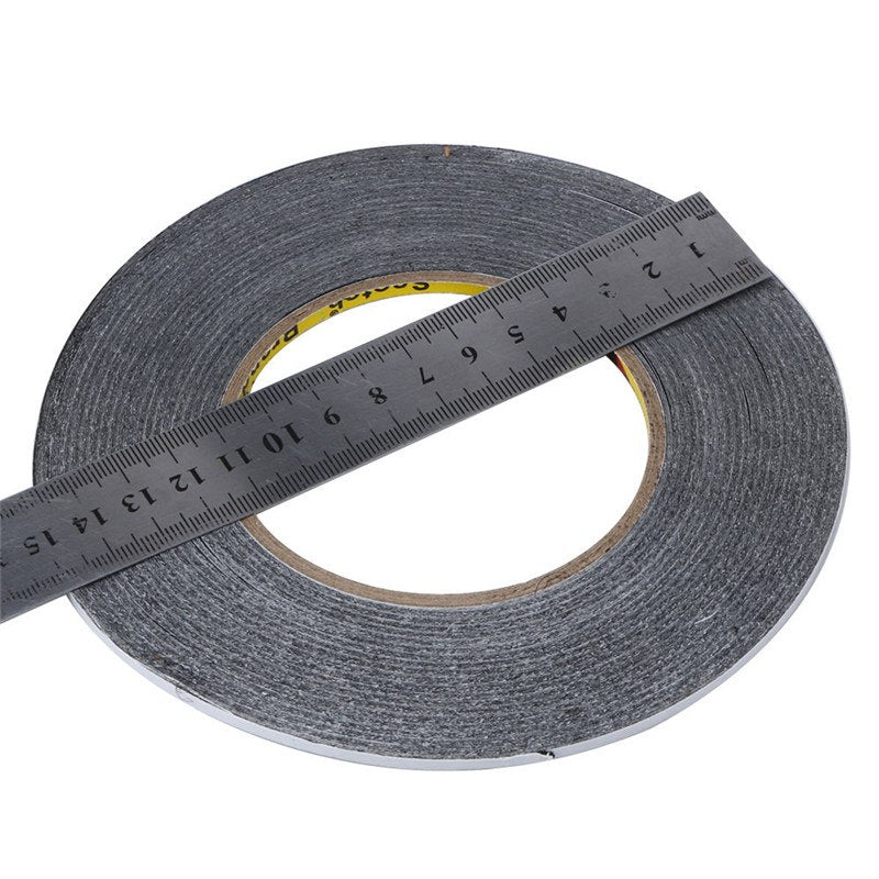 3MM*50M Black Double Sided Adhesive Tape for Cell Phone Touch Screen/LCD/Display