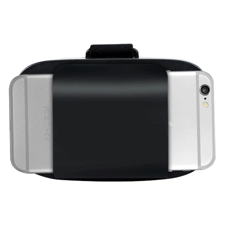 Black 3D VR Glasses Box Virtual Reality Goggles Headset Google's Cardboard VR Glasses for 4.7-6.0""