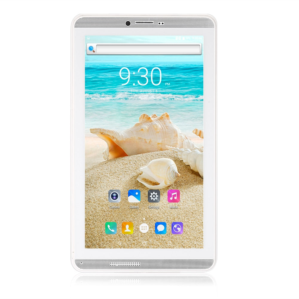 7 Inch Android 6.0 Tablets Pc 1GB+16GB Quad Core Cpu 3G call 2 SIM card 2G 3G phone call WiFi BT