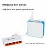 5 Ports Fast Ethernet RJ45 10/100Mbps Network Switch Switcher Hub Desktop laptop,Portable Travel