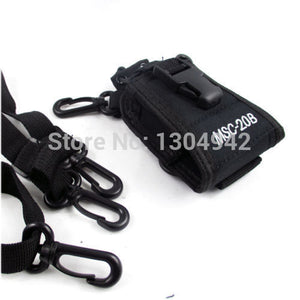 Baofeng Radio Case Holder MSC-20B Portable Pouch For Baofeng UV-5R UV-82 Kenwood Yaesu ICOM TYT