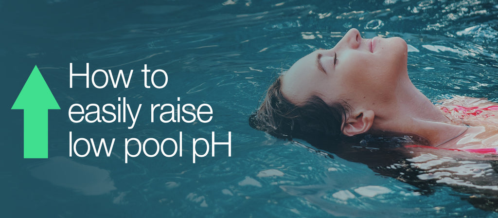 How to Easily Raise Low Pool pH
