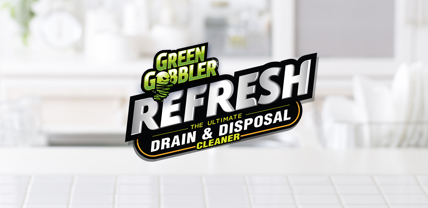 REFRESH Garbage Disposal