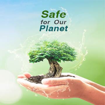 safe for our planet