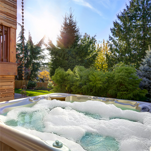hot-tub-with-foam