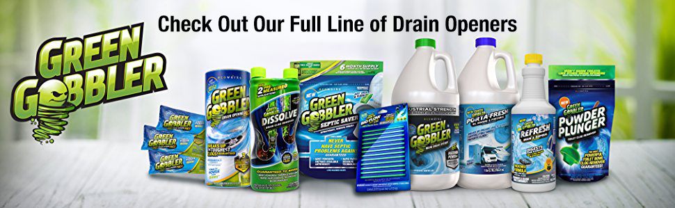 drain opening products