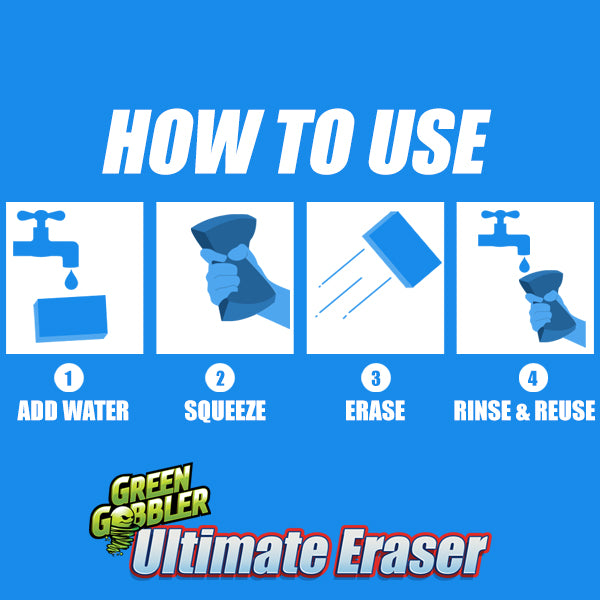 how to use magic eraser