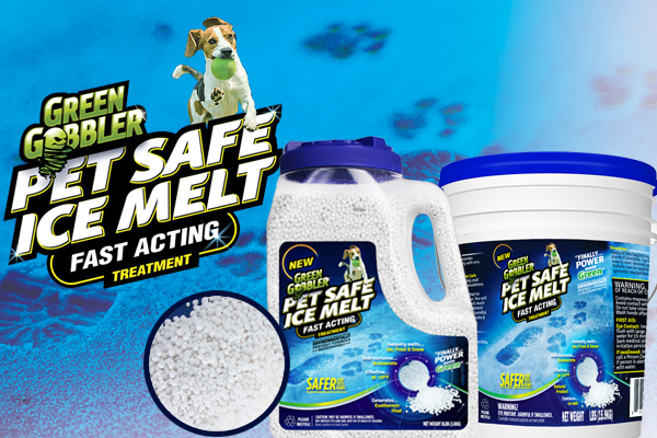 pet safe ice melter and plant safe ice melter banner