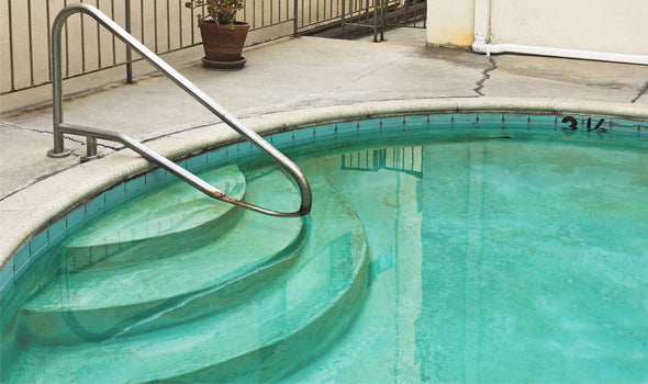 pool algae prevention