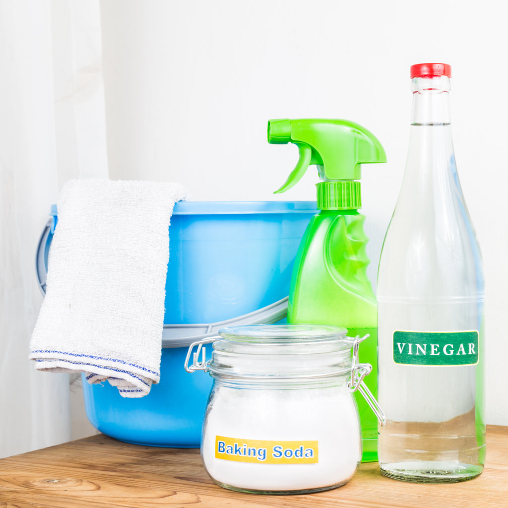5 Summertime Uses for Vinegar, The Natural Cleaner