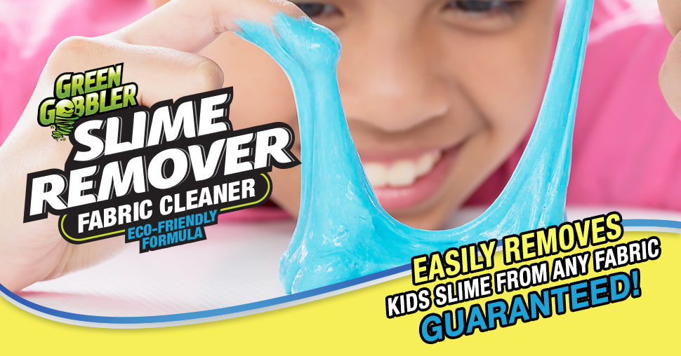 elmers glue slime remover