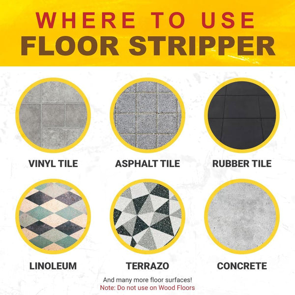ULTRA LINE NC STRIPPER - Non Corrosive Floor Stripper