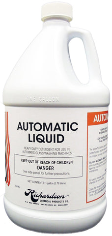 Automatic Liquid- Dish Detergent with Chlorine