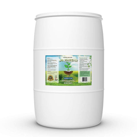 5% Vinegar Home & Garden - 55 Gallon Drum