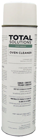 Oven Cleaner, Thick Odor- Free Gel Formula