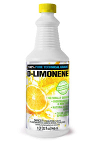 NATURAL 100% Tech Grade D-Limonene