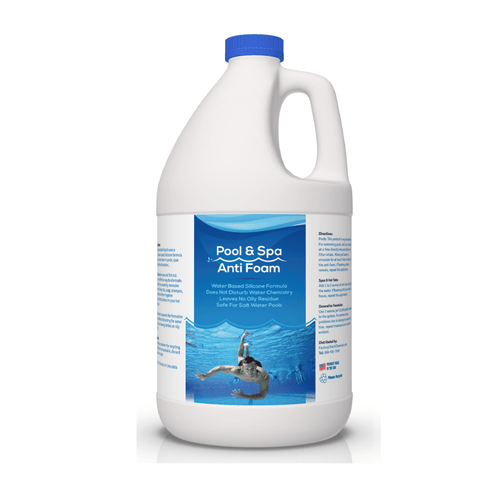Pool & Spa Anti Foam Defoamer Concentrate