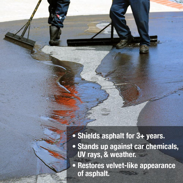 benefits of asphalt sealer